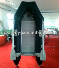 SY230 small cheap rubber Inflatable dinghy boat