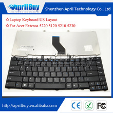 laptop internal keyboard for acer extensa 5220 5120 5210 5230 us layout