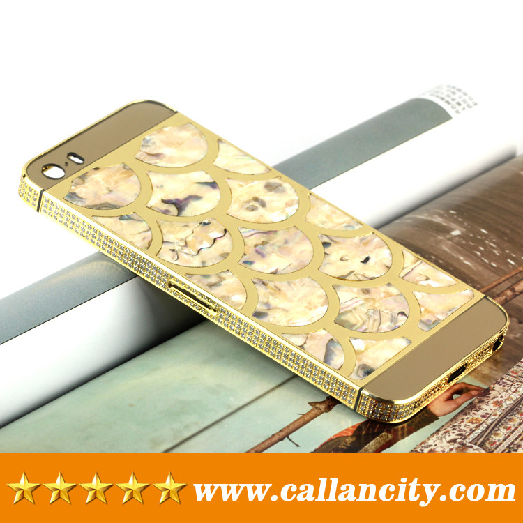 OEM factory price replacement parts for iPhone 5 back cover housing