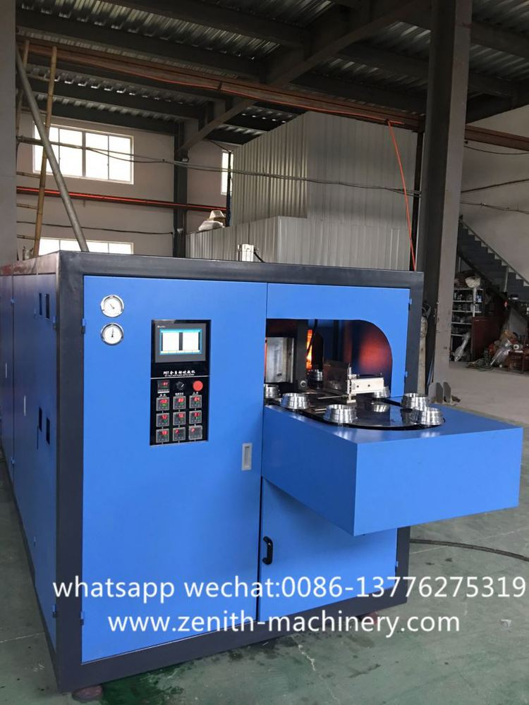 Lowest Price Fully-Automatic Fully Automatic 20L Plastic Pet Blowing Machines Supplier