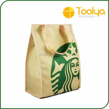 Customized Pouch Lunch Container Pack Picnic Bag shopping bag Lunch Cooler Bag