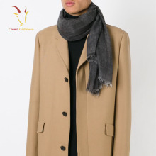 Fashion Soft and thin Cashmere woven Scarf for men
