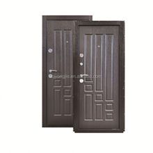 2015 New design swing lowes wrought iron security doors