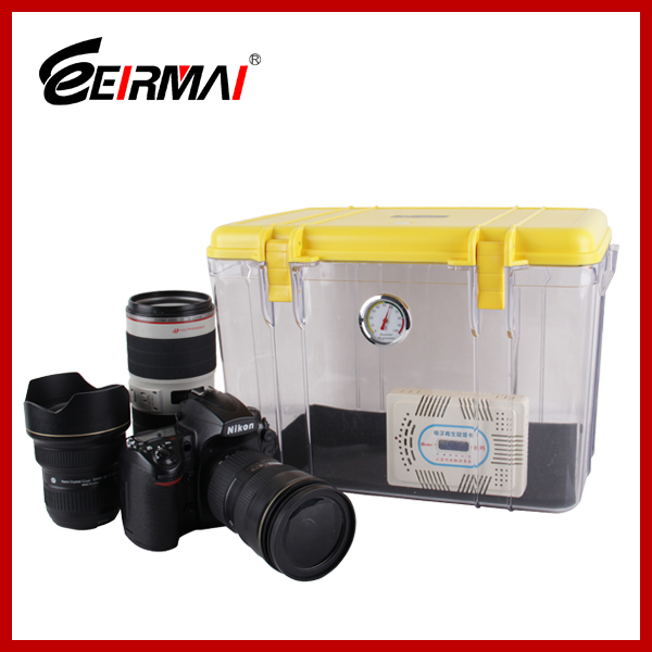 anti-humidity dry box for camera professional photographic equipment