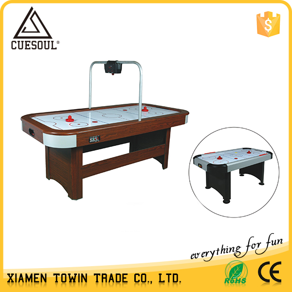 CUESOUL factory providing Air hockey table game