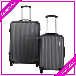 Business Travelling Aluminum Travelmate Wheeled Hard Suitcase