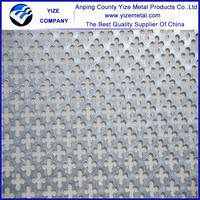 alibaba china market perforated aluminum composite cladding/Perforated Wall cladding/aluminum facade cladding