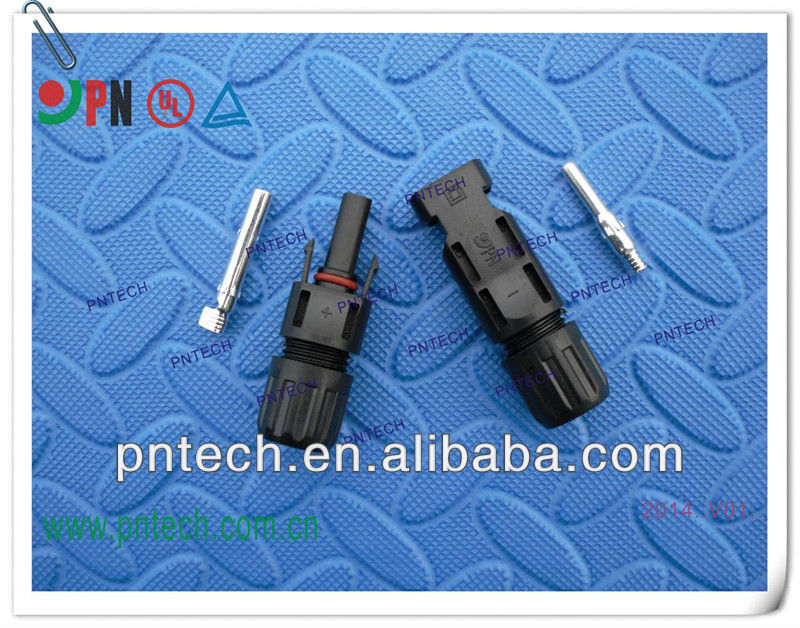 IP67 CE TUV Certificated Solar PV MC4 Connector for Solar Module