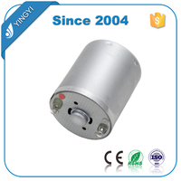 Small 12mm low rpm 12v 15000rpm micro brush dc motor for medical equipment