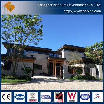 Best Selling China Products luxurious prefab villa for sale