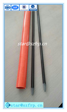 fireproof frp pultruded profile fiberglasss tube