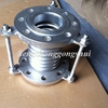 304 stainless steel flange type pipe fittings bellows compensator