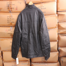 2015 mens /leather casual jackets imported from china