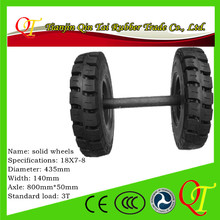 Manufacturer of professional custom-made 5.00-8 tractor trailer wheel rims