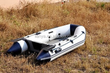 Liya 2m-3.6m small funny inflatable boat row boat supplies