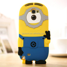 For samsung galaxy note3 minions case,For Galaxy Note3 Case Despicable Me 2 Minions