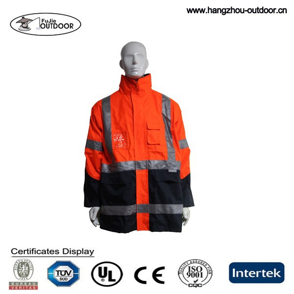 High Quality Reflective Overall Workwear