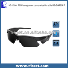 SG100 Waterproof HD Eyeglasses DVR Camera