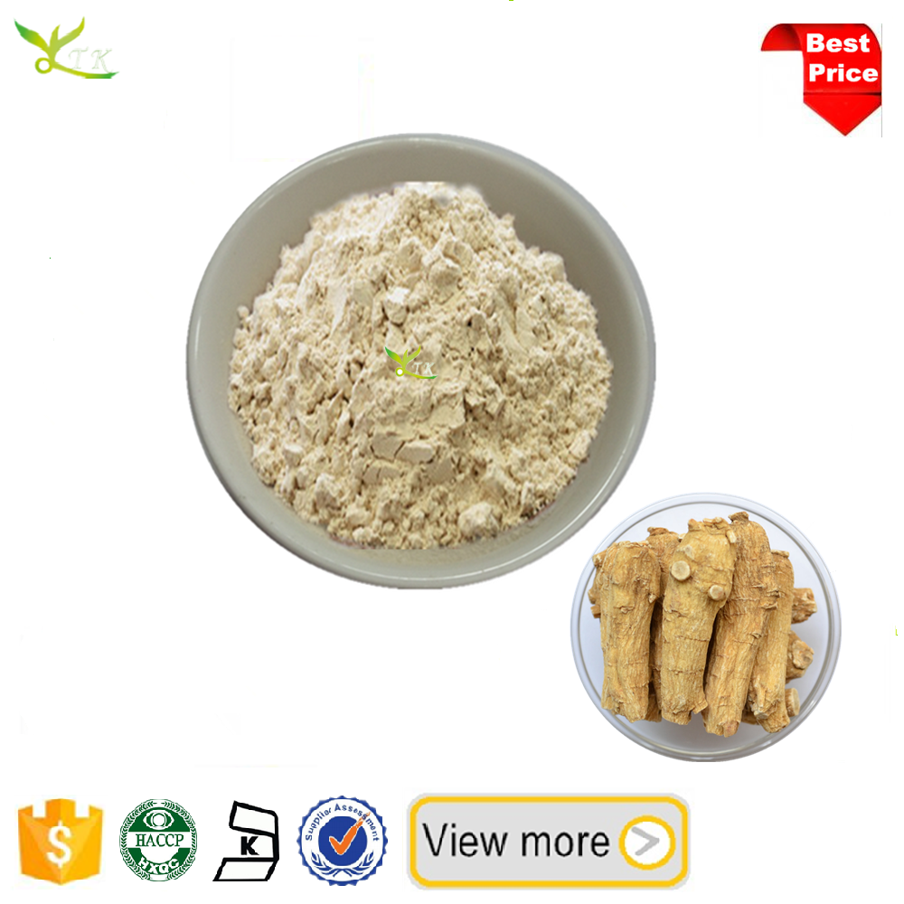 Specialized Ginseng factory provide american ginseng extract with best quality