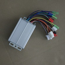 High quality 48v 350w 6 mosfet brushless motor controller