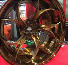 19'' inch 5x114.3 alloy forged wheels with jwi via