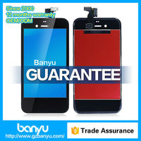 Ensure the quality screen assembly lcd digitizer for iphone 4s