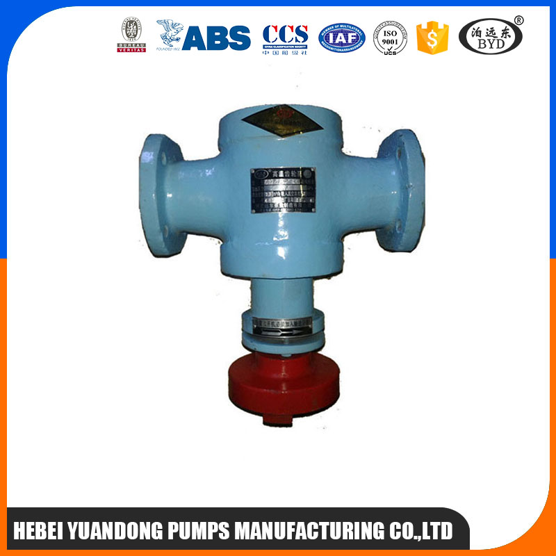ABS standard KYB cast iron hydraulic double gear pump