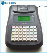 Eutron small portable electronic cash register, mini cash register