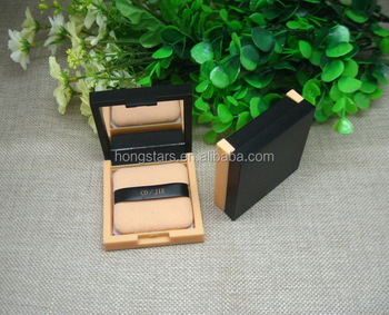 Meidao Hot sale beauty accessary facial cosmetic mirror set oil blotting paper with powder puff