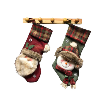 Custom christmas stocking for christmas decor