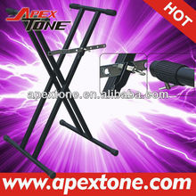 97cm Double Deluxe X Keyboard Stand& Musical Instruments AP-3209