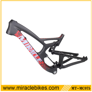 Hottest bicycle carbon mtb downhill frames made in china