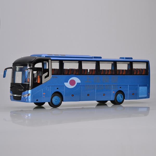 Diecast bus model wholesale,metal mini bus model for sale,color and logo can be produced according to customer's design