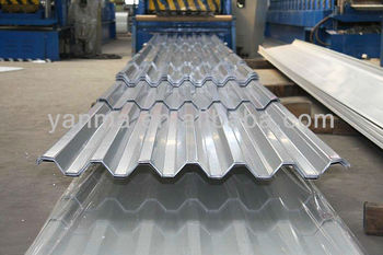 Aluminum Sheet Metal Ceiling for Commercial facilities (Aluminium Roofing Grade:AA1060 ,1070, 1100 ,1200 ,3A21 ,3003 )