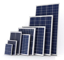 China high efficiency 3W-315W Poly crystalline solar module for home power