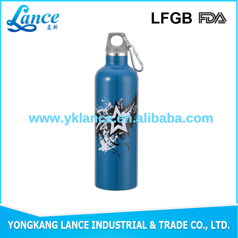 New Products Metal Stainless Steel Waterbottle clay water bottle
