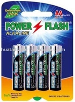 LR6/AM-3/AA SIZE Alkaline battery