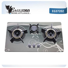 new design 720mm S.S gas hob/gas stove /gas cooker hot sell 2017 pakistan
