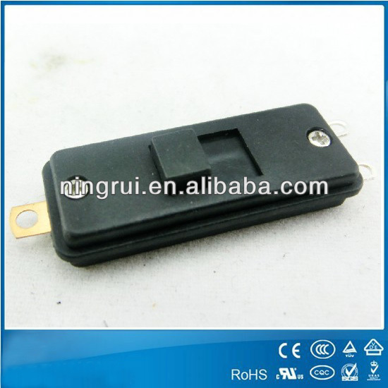 2014 waterproof electrical equipment 3 way slide cord switches