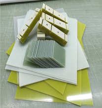 yellow g10 insulation laminated sheet