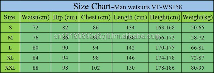 3MM Wetsuit neoprene diving suit surf swimming suit scuba suit lovers (7).jpg