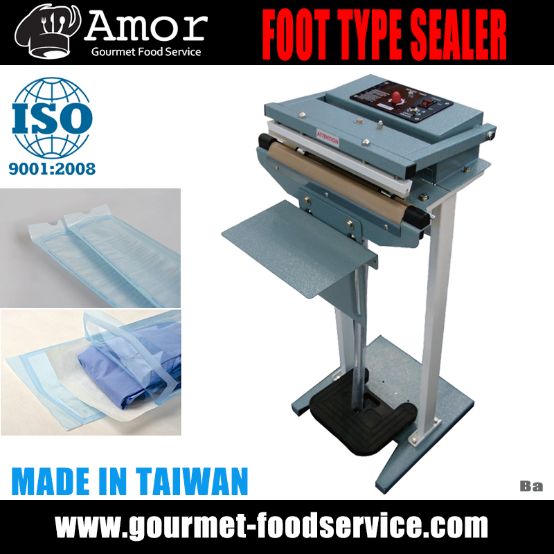 High Quality PE Bag 30 cm Foot Operated Heat Sealer