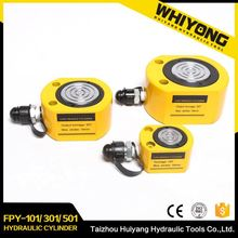 Factory price popular durable hydraulic jack with pressure gauge with good service for sale