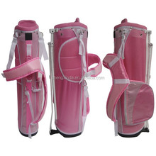 Lady Pink Golf stand bag for Professional sports man GBS-128