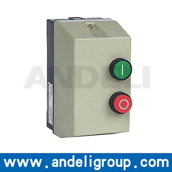 QCX2-18 AC 4kW Series AC motor soft magnetic starter