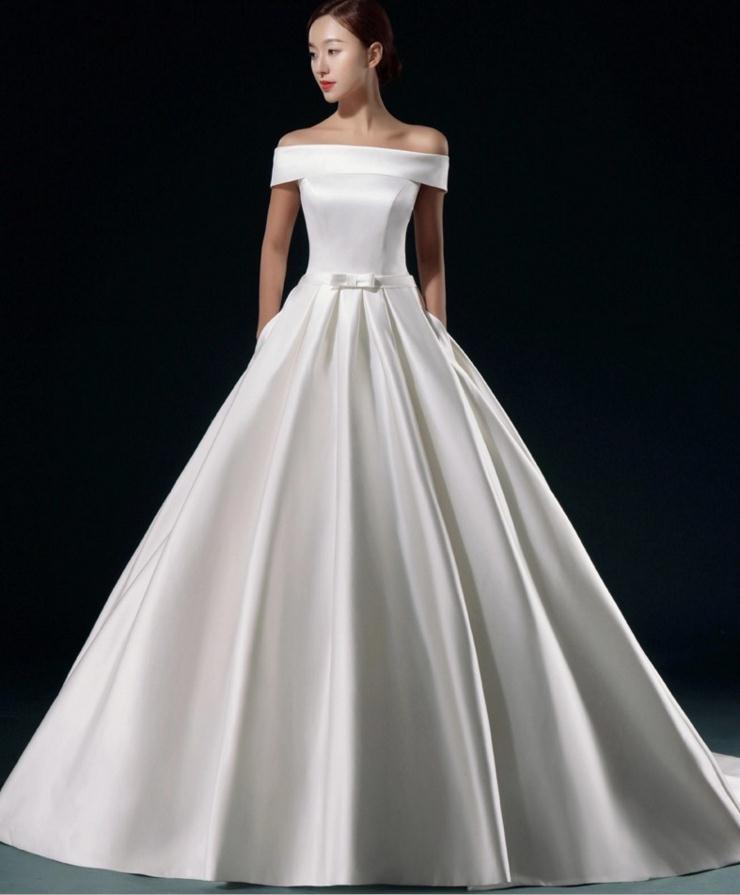 Trail European White Cheap Wedding