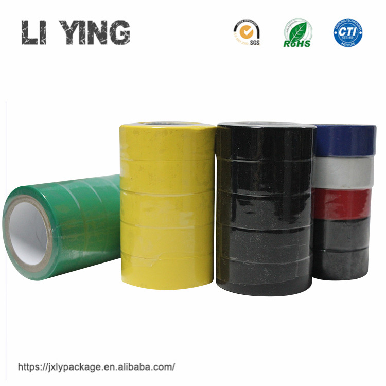 Good Price Factory Pvc Insulating Waterproof Electrical Tape