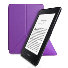 "Amazon Kindle Paperwhite Case Cover 6"" Ereader Ebook Magnet Wake Up and Sleep function Origami Smart Cover"