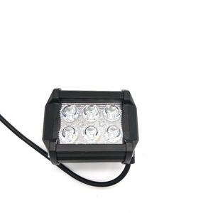 Hot sell products 18W LED work light for truck and bar