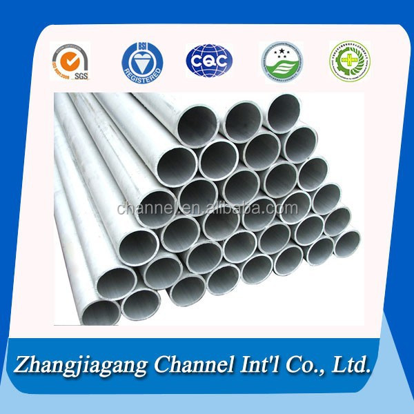 6000 series round aluminium alloy pipe price per ton